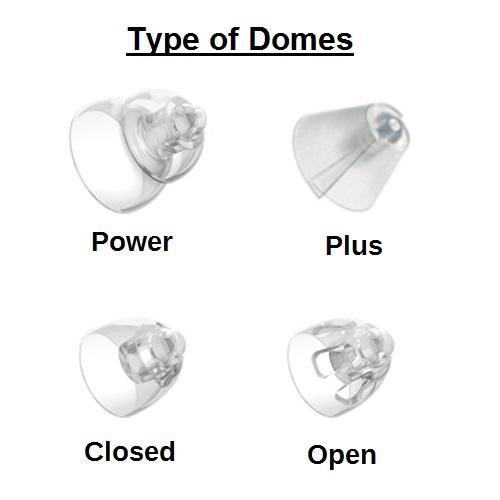 Oticon Rite Power Domes Newsound Hearing